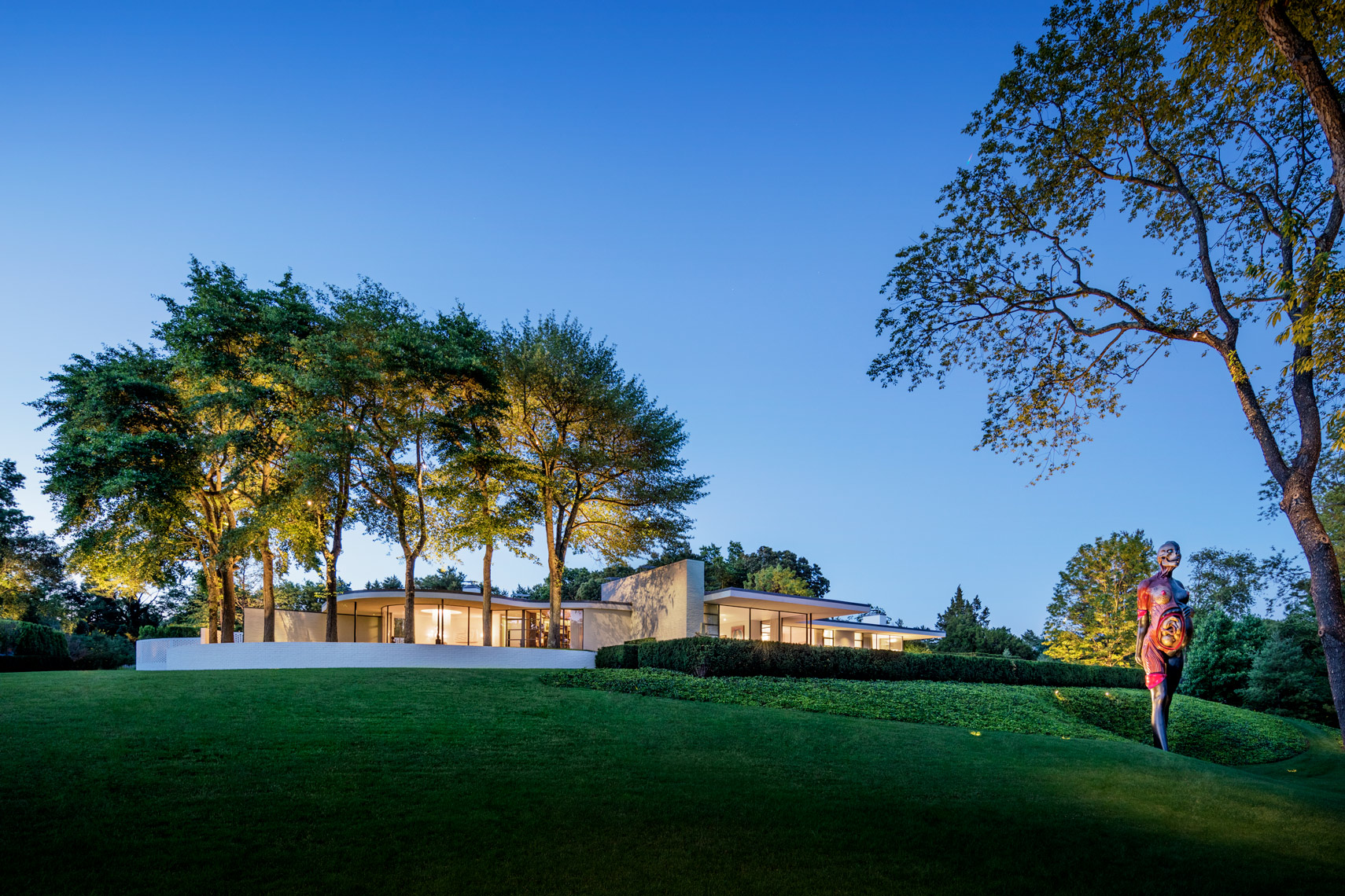 Goodyear House, Steven Harris, Old Westbury Long Island
