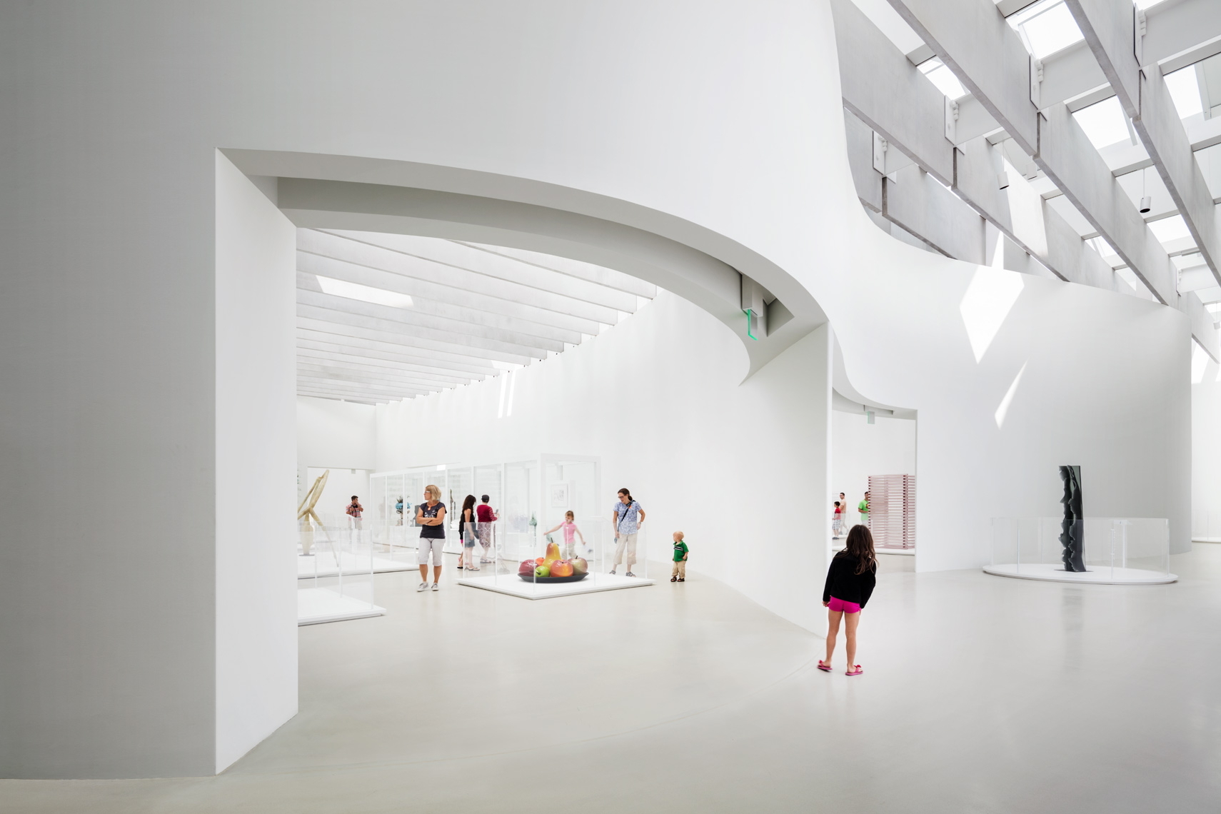 Corning Museum, Thomas Phifer, Modern Architecture