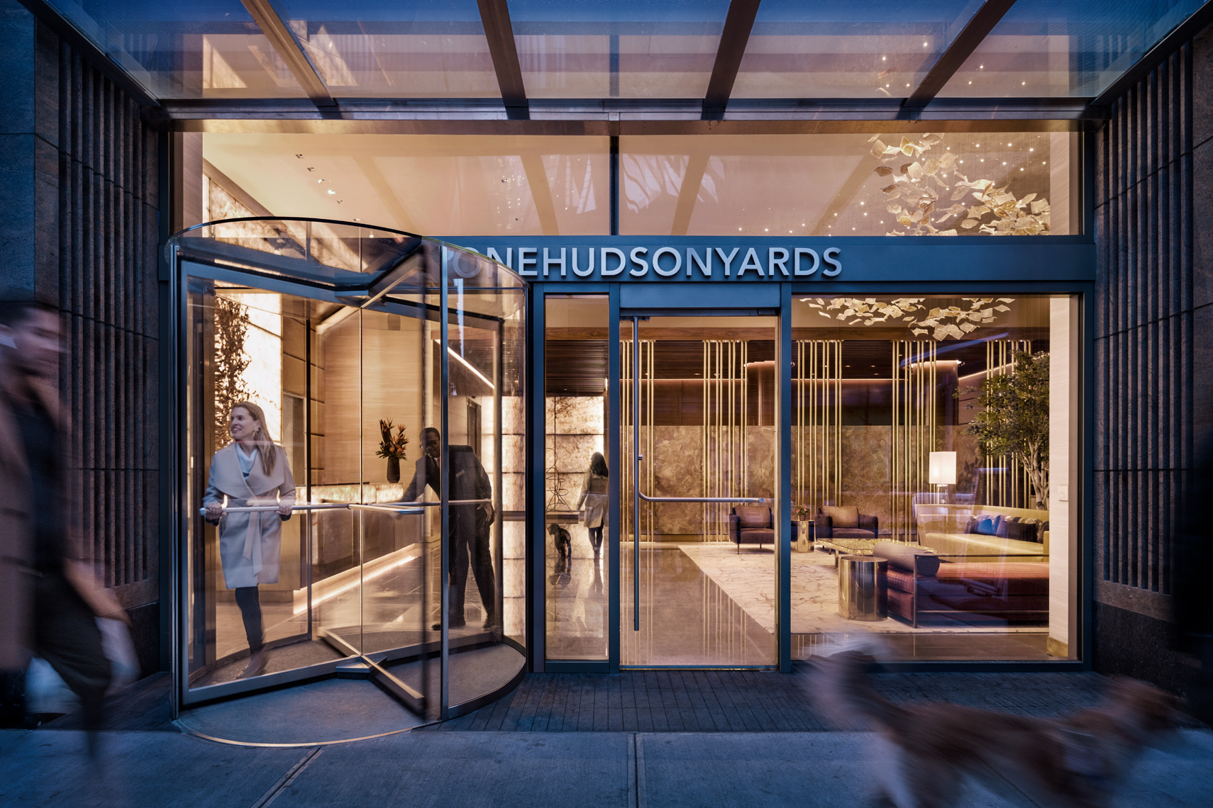 Hudson Yards, Luxury Living