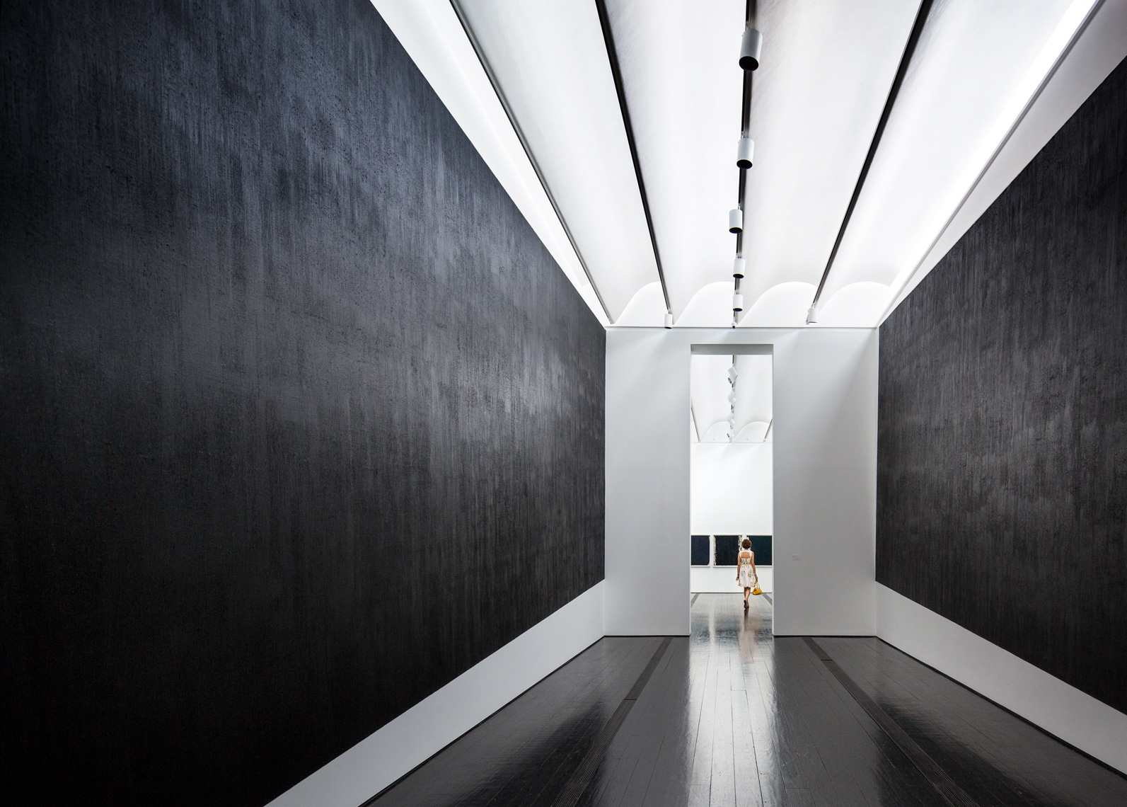 Menil Collection, Richard Serra, Museum, Texas